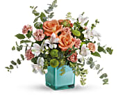 Teleflora's Sunset Splash Bouquet, picture