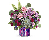Teleflora's Bedazzling Beauty Bouquet, picture