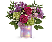 Teleflora's Lovely Lilac Bouquet, picture
