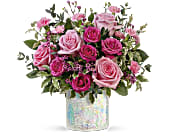 Teleflora's Gorgeous Glimmer Bouquet, picture
