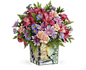Teleflora's Sophisticated Whimsy Bouquet, picture