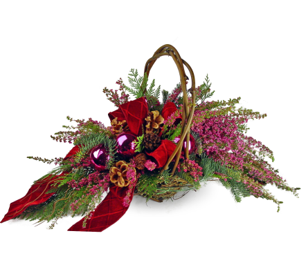 Heather Basket in Indianapolis IN, McNamara Florist