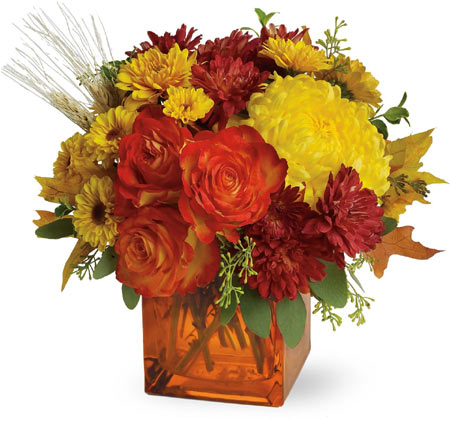 Autumn Expressions in McLean VA, MyFlorist