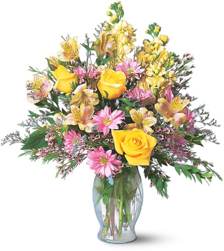 Wishing You Well in Moon Township PA, Chris Puhlman Flowers & Gifts Inc.