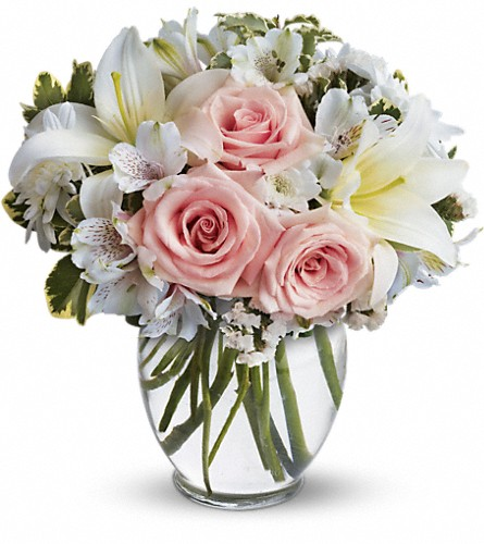 Arrive In Style in Dallas TX, Petals & Stems Florist
