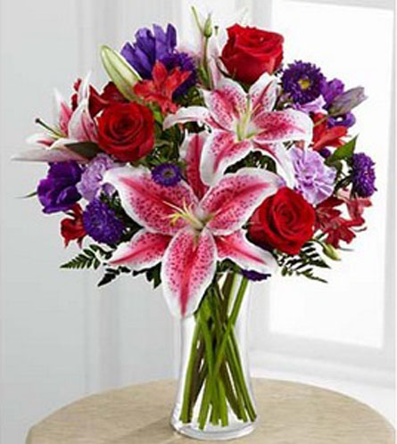 Jory's Flowers Stunning Beauty™ Bouquet in Concord CA, Jory's Flowers