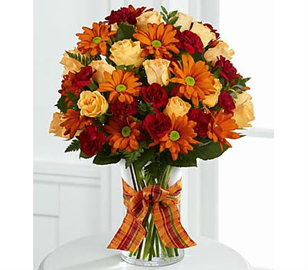 The FTD® Golden Autumn™ Bouquet in Birmingham AL, Norton's Florist