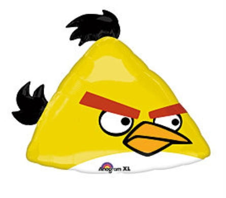 Angry Birds- Yellow in Perrysburg & Toledo OH  OH, Ken's Flower Shops