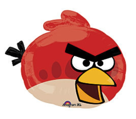 Angry Birds- Red in Perrysburg & Toledo OH  OH, Ken's Flower Shops