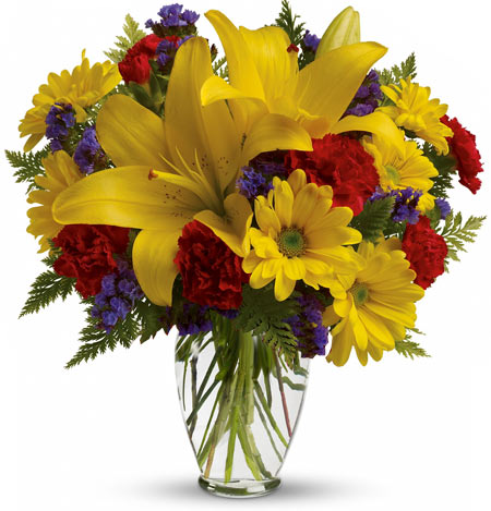 Let's Celebrate Bouquet in McLean VA, MyFlorist