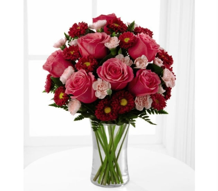 The Precious Heart™ Bouquet by FTD® in Birmingham AL, Norton's Florist