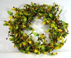 Hickory Nut Wreath in Perrysburg & Toledo OH  OH, Ken's Flower Shops