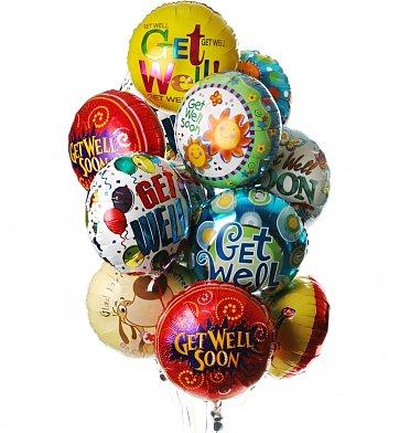 send get well mylar balloon in nashville tn s flowers