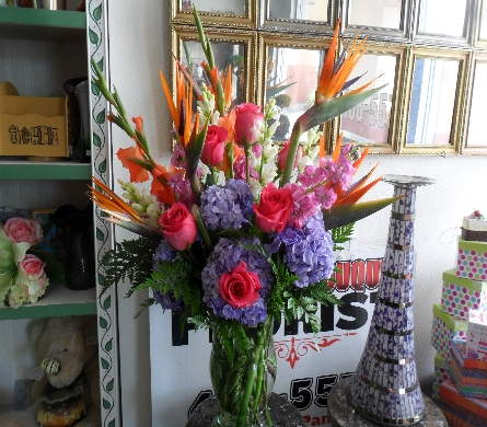 Pretty Paradise in Henderson NV, Beautiful Bouquet Florist