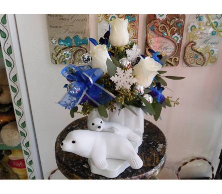 Arctic Love  in Henderson NV, Beautiful Bouquet Florist
