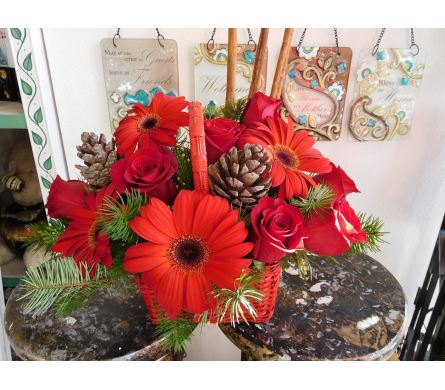 Holiday Red in Henderson NV, Beautiful Bouquet Florist