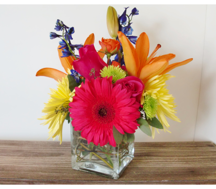 Make It A Great Day in Nashville TN, Flowers By Louis Hody