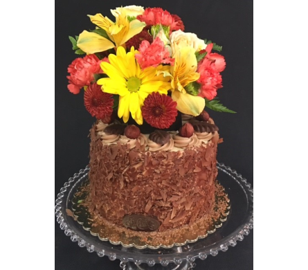 Hazelnut Cake in Portland OR, Portland Bakery Delivery