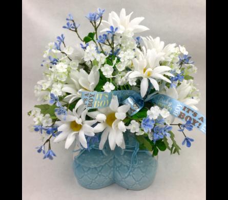 Wichita silk flowers permanent botanicals tillies flower shop silk mightylinksfo