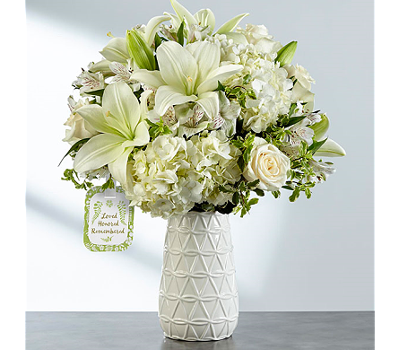 FTD® Loved, Honored and Remembered™ Bouquet by Hal in Birmingham AL, Norton's Florist