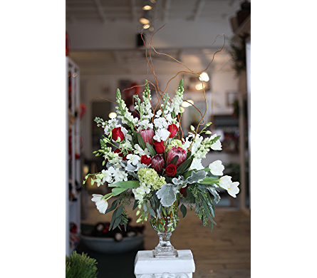 The Grand Bouquet in Macon GA, Lawrence Mayer Florist