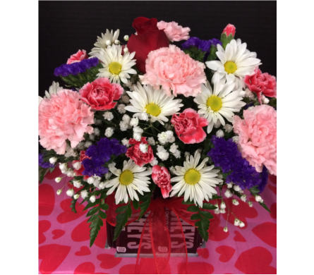 Sweet Treat C in Moon Township PA, Chris Puhlman Flowers & Gifts Inc.