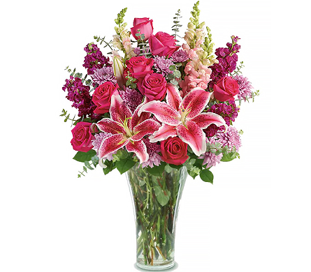 Bold and Beautiful in Birmingham AL, Norton's Florist