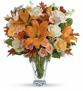Flower delivery in florida send flowers same day jim threlkel telefloras seasonal sophistication bouquet mightylinksfo