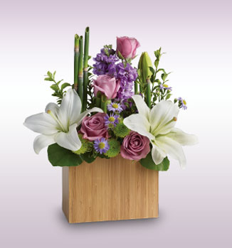 Kissed with Bliss Bouquet by Teleflora
