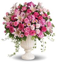 Passionate Pink Garden
