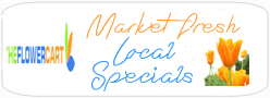 Check out our market fresh local specials!